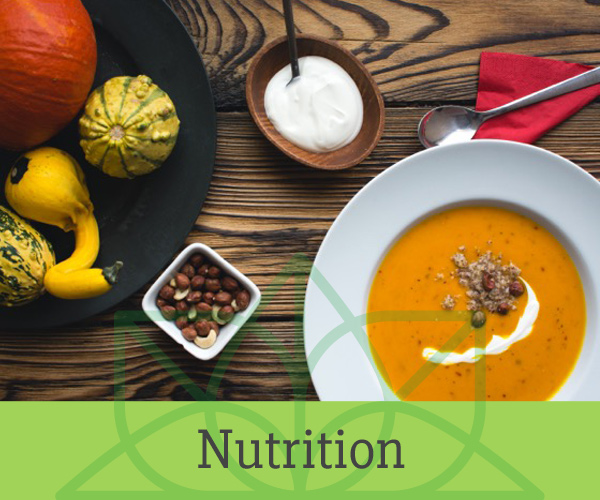 nutrition advice susie garden